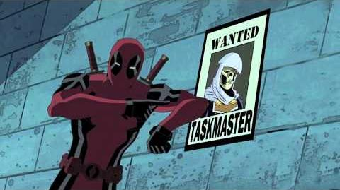 Ultimate Spider-Man clip Spider-Man Meet Deadpool