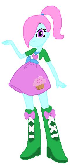 CupcakeSprinkleEquestriaGirls