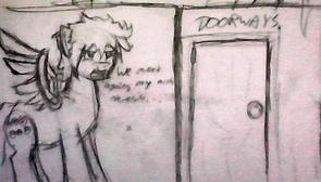Doorways and six by foxtrott