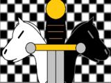 Steed Knights of the Chess Table