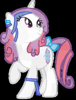 Crystal Pony SnowGem