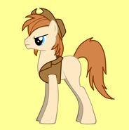 Gungho Pony