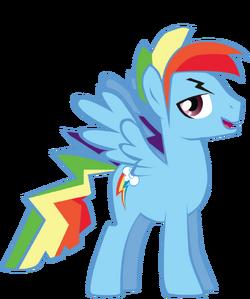 Profile Rainbow Blitz by Trotsworth