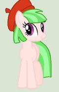 Dramaletter like a pony by kesosofi-d6lvhp5