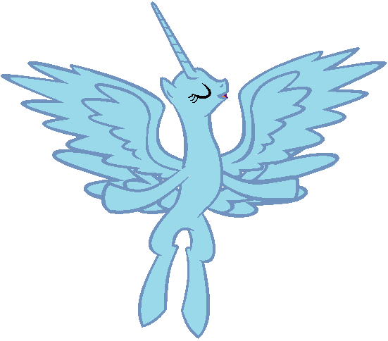 image a pembi alicorn base png bronies wiki fandom powered by