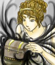 Pandora and her box