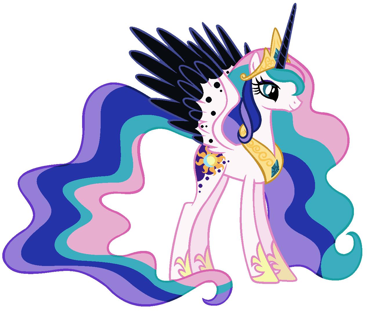Картинки дочки принцессы селестии