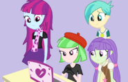 My favourite eqg s background characters by kesosofi-d6md9cw