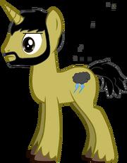 Lightning Strike Pony