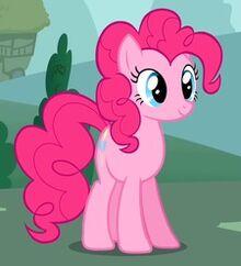 Pinkie pie principal