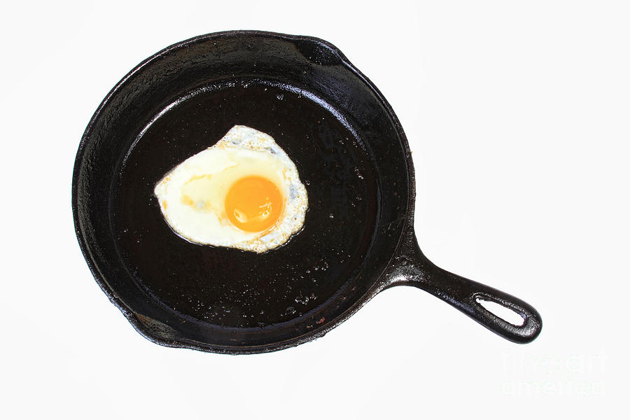 How To Cook An Egg Without A Pan