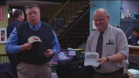 Brooklyn Nine-Nine Webisode 'Detective Skills' Hitchcock and Scully - Episode 1