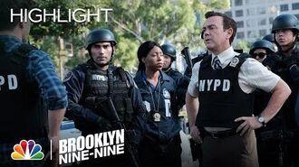 Jake Becomes the Manhunter - Brooklyn Nine-Nine