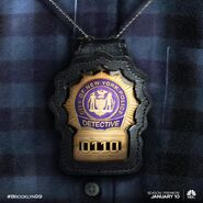 Season 6 Promotional Poster-Jake Badge