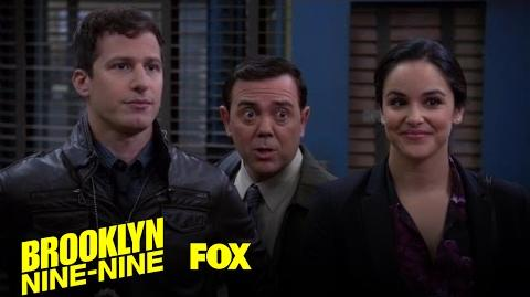 The TV And Cake Type Of Parents Season 4 Ep. 16 BROOKLYN NINE-NINE