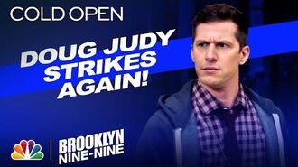 Cold Open Jake's Not Invited to Doug Judy's Wedding - Brooklyn Nine-Nine