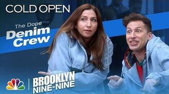 Cold Open Jake and Gina Gear Up for Their High School Reunion - Brooklyn Nine-Nine (Highlight)