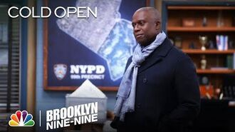 Cold Open Captain Holt Is Giddy... for a Minute - Brooklyn Nine-Nine