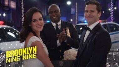 Jake & Amy Get Married Brooklyn Nine-Nine