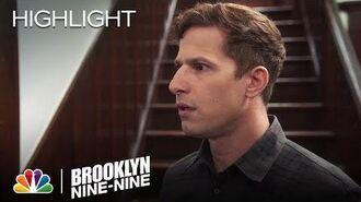 Jake Lets the Dog Out! Is Terry Okay? - Brooklyn Nine-Nine