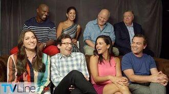 'Brooklyn Nine Nine' Cast on Being Saved by NBC Comic-Con 2018 TVLine