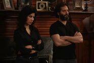 Adrian and Rosa Cheddar