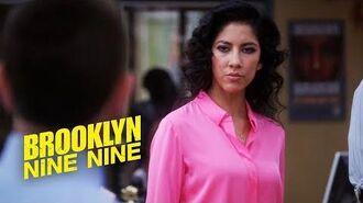 Rosa Is Wearing Pink Brooklyn Nine-Nine