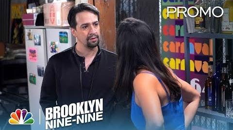Season 6, Episode 9 Lin-Manuel Miranda Guest Stars - Brooklyn Nine-Nine (Promo)