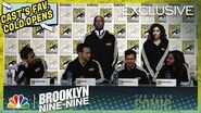 Brooklyn Nine-Nine Panel Highlight Cast's Favorite Cold Opens - Comic-Con 2019 (Digital Exclusive)