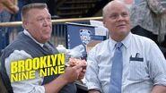The Moose Track Thieves Brooklyn Nine-Nine