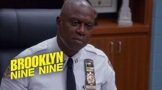 What's Wrong With Holt? Brooklyn Nine-Nine