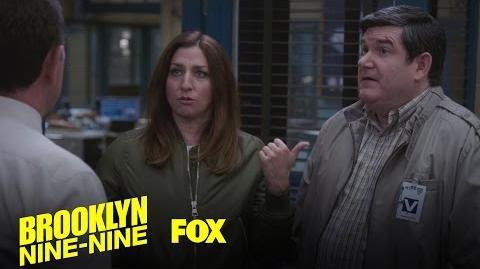 Boyle Calls For A Council Of The Cousins Season 4 Ep