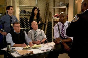 Le bureau terza stagione cast bureau brooklyn nine nine wiki