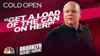 Cold Open Hitchcock Still Sucks - Brooklyn Nine-Nine