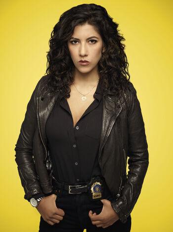 Rosa Diaz | Brooklyn Nine-Nine Wiki | FANDOM powered by Wikia | 350 x 467 jpeg 27kB