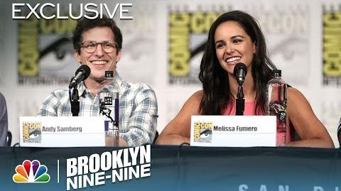 Brooklyn Nine-Nine - Comic-Con 2018 Full Panel (Digital Exclusive)