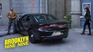 The New Detective Car Brooklyn Nine-Nine