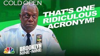 Cold Open Jake Wants In on the S.T.O.A.S.R.C.E.I.U.E.O. - Brooklyn Nine-Nine
