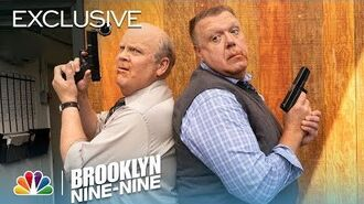 Buddy Cops Dirk Blocker and Joel McKinnon Miller - Brooklyn Nine-Nine (Digital Exclusive)