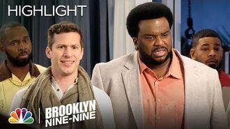Jake and Doug Judy's Reverse Diamond Heist - Brooklyn Nine-Nine