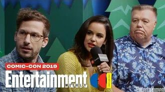 'Brooklyn Nine-Nine' Cast Joins Us LIVE SDCC 2019 Entertainment Weekly