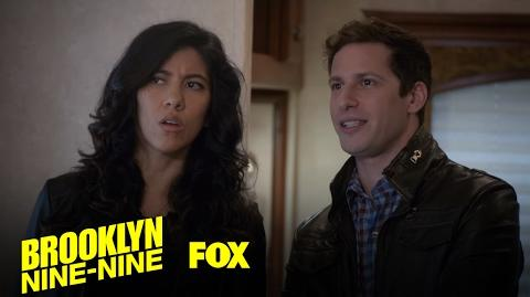 Jake And Rosa Are Star Struck Season 4 Ep. 14 BROOKLYN NINE-NINE