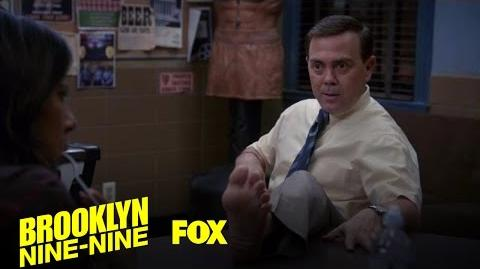 Boyle Discovers How To Survive The Night Shift Season 4 Ep