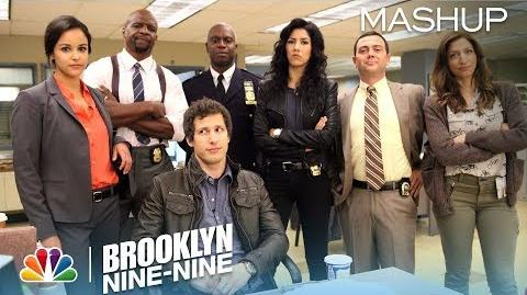 Brooklyn Nine-Nine - A Special Announcement We're Back in the Nine-Nine (Mashup)
