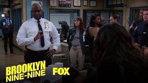 "Holt Hates the Word ""Bone"" Season 4 Ep"