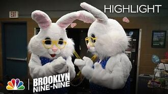 The Halloween Heist Winner Is... (It's Epic!) - Brooklyn Nine-Nine