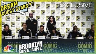 Brooklyn Nine-Nine Panel Highlight Dream Guest Stars - Comic-Con 2019 (Digital Exclusive)