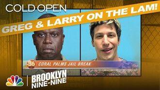 Cold Open Jake and Holt's Jailbreak - Brooklyn Nine-Nine