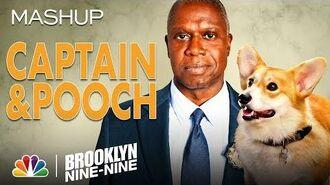 Holt and Cheddar - Brooklyn Nine-Nine