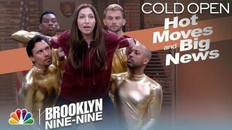 Cold Open Gina Drops Some Hot Moves and Big News - Brooklyn Nine-Nine (Episode Highlight)